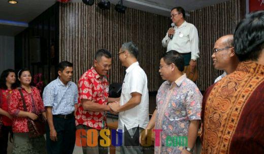200 Pendeta Komitmen Menangkan Djarot-Sihar