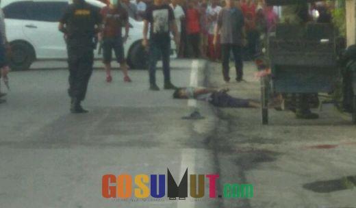 Densus 88 Tembak Mati Teroris Jaringan Budi CS di Tanjungbalai