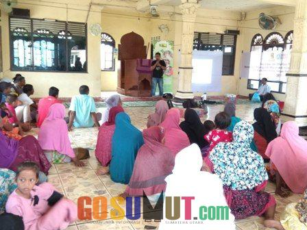Yayasan PKPA Lakukan Orientasi Program Reselient Aceh di Pidie Jaya