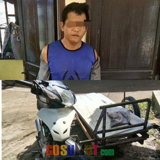 Tawarkan Sepeda Motor, Pambetor Ditangkap Polisi