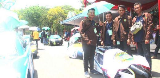 Mobil Irit ITM Raih Juara III Kontes Mobil Hemat Energi 2017