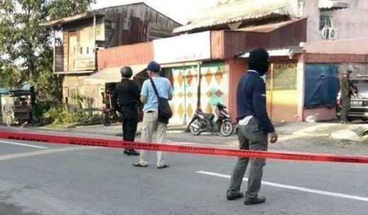 Densus 88 dan Poldasu Ringkus Terduga Teroris di Tanjungbalai