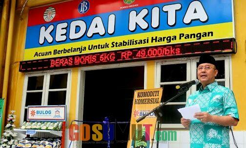 Kedai Kita Hadir di Medan