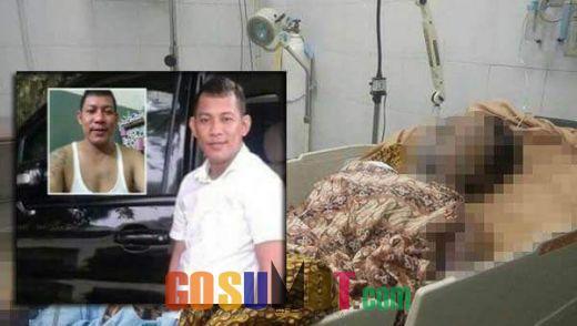 Iwan Kincit Sang Pembakar Kekasihnya di Dor Kakinya