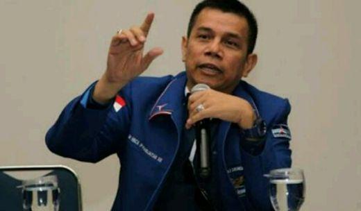 Hinca: Tak Ada Musdalub Demokrat Sumut dalam Pencopotan JR Saragih