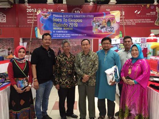 Konsulat Johor Bahru Harapkan Produk UMKM Sumut bisa Berkembang di Malaysia