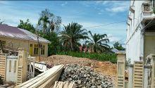 Kantor IKM Palas Dibangun di Eks KUD Sibuhuan