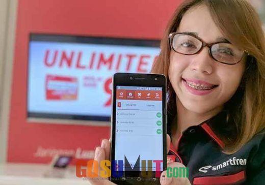 Juaranya Internetan Hebat, Hemat dan Cepat, Buruan ! Pakai 'Worry Free' Smartfren