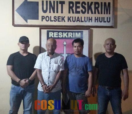 Pembobol Kantor Kadin Labura Ditangkap, 1 Diburon Polisi