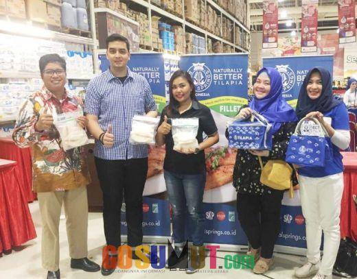 Naturally Better Tilapia Regal Springs Indonesia Jangkau Seribuan Supermarket se Indonesia