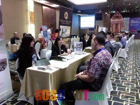 Kemenpar Gelar Promosi 10 Destinasi di Sumatera Utara