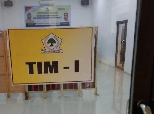 Pilkada Medan: Rolel Harahap Fit and Proper Test di Golkar Sumut