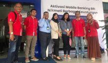 Telkomsel Hadirkan Paket DeviceBundling di Event BRI Mobile Expo