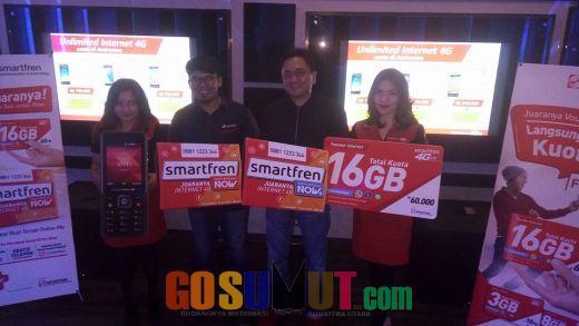 Kartu Perdana 'Now' Dari Smartfren Bagi Pelanggan Andromax