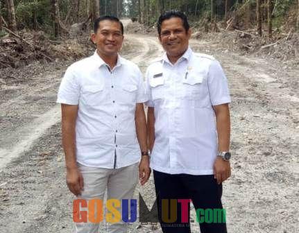 Terase Jalan Tembus 3 Kabupaten,Wujudkan Daerah Segi Tiga Emas