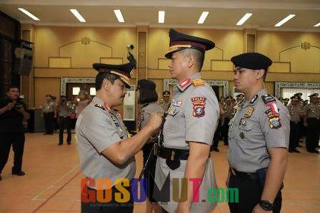 Brigjen Pol Mardiaz Resmi Menjabat Wakapolda Sumut