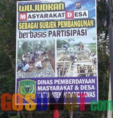 Dinas PMD Himbau Pemerintah Desa Meningkatkan Pembangunan Berbasis Partisipasi