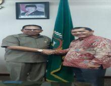 Bupati Karo Layangkan Surat, Ketua DPRD Mendukung Penuh Pembukaan Jalan Alternatif Baru Sejajar Medan - Berastagi