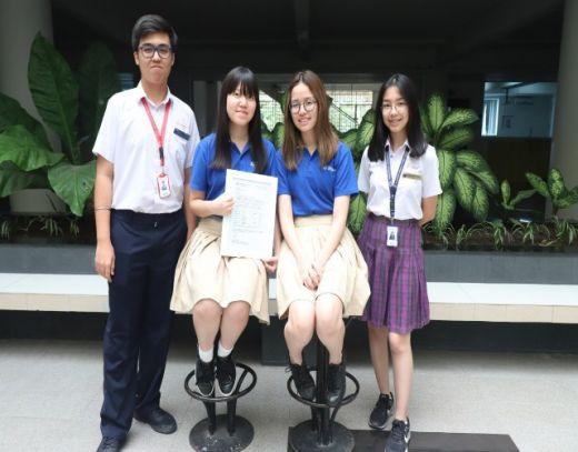 Siswa Sampoerna Academy Raih Penghargaan Top in World Outstanding Cambridge Learner Awards