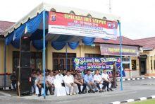 HUT ke 39, AKBP Agus : Diharapkan Meneladani Pengabdian dan Prestasi Bapak Satpam Indonesia