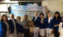 Tekan Stunting, IWAPI Sumut Distribusikan 30.000 Telur ke 4 Kabupaten/kota