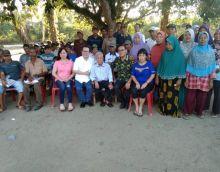 Keluarga Sumalim Silaturahmi dan Berbagi Kasih Kepada Masyarakat