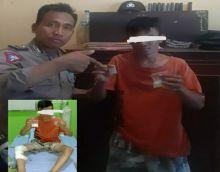 Coba Kabur Saat Pengembangan, Bandar Sabu Tebing Tinggi Tangkapan Polantas Sergai Ditembak
