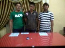 Ditangkap Reskrim Kampung Rakyat, Kardol Diselkan karena Sabu