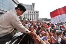 3.000-an Masa Teriakkan Menang Saat Prabowo Sebut ini Aroma...
