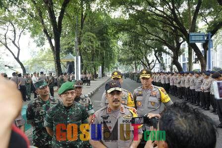 Sinergitas TNI-Polri Landasan utama berlangsungnya NKRI