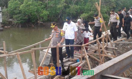 Kapolres Belawan Imbau Masyarkat Jaga Situasi Kamtibmas