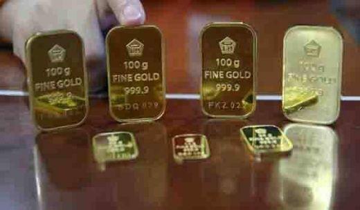 Harga Emas Hari Ini Dibanderol Rp656 Ribu Gram