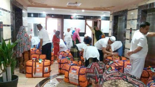 Alhamdulillah...6.592 Jemaah Haji Debarkasi Medan Sudah Tiba di Tanah Air