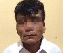 Ancam Sopir Pakai Parang, Warga Dusun Pekan Meringkuk di Sel Penjara