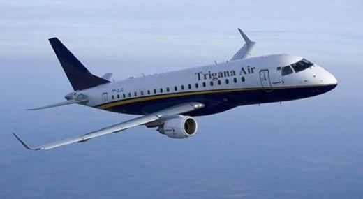 Pesawat Trigana Air Pilihan Transportasi Udara dengan Tarif Terjangkau