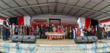 Acara Pesona Budaya Batak Ke-2 Di Open Stage Pagoda Parapat Berjalan Sukses
