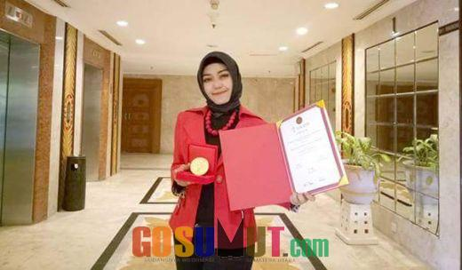 Pengurus Ipemi Medan Sabet Medali Emas di Event International Young Inventors Awards 2018