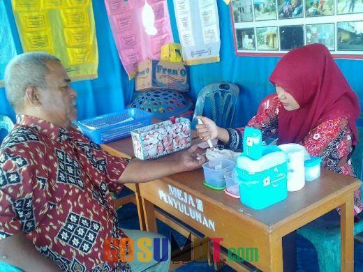 Donor Darah Rutinitas Posyandu Melati Rantauprapat