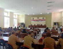 DPRD Nisel Tetapkan Rancangan Tatib Menjadi Peraturan DPRD