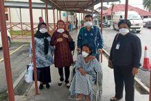 Akhirnya Tim Pemprov Berhasil Keluarkan TKW Asal Sumut dari Rumah Sakit di Penang