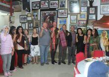 Media Perth Australia Kunjungi Wisata Salib Kasih Disambut Positif Oleh Bupati Taput