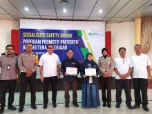 BPJS Ketenagakerjaan Gelar Sosialisasi Safety Riding pada Ratusan Perusahaan