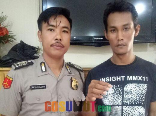 Polrestabes Medan Amankan Pecandu Sabu