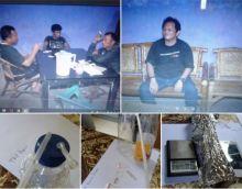 Polres Tobasa Sikat Pelaku Peredaran Narkotika, Laksanakan Penggerebekan Berhasil Amankan Pelaku
