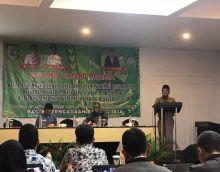 Darma Wijaya Berharap Pejabat PPK, PPBJ dan Admin RUP Dapat Meningkatkan Kemampuan Dibidang Teknologi