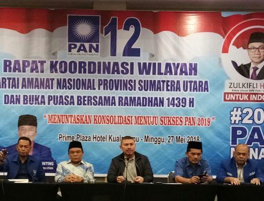 Waketum PAN: Eramas Pilihan Terbaik Memimpin Sumatera Utara