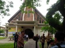Pastor Menjadi Target Utama dalam Bom Bunuh Diri di Medan