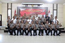 Tim Puslitbang Polri Terkait Penelitian Standarisasi dan Evaluasi Kualitas Mutu Bahan Pakaian Dinas Harian