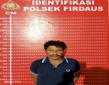 DPO Polsek Firdaus Berhasil Ditangkap