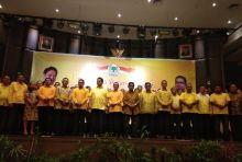 Golkar Sumut-Aceh Deklarasikan Airlangga Hartarto jadi Ketua Umum